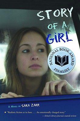Sara Zarr, author of Story of a Girl