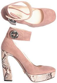 Prada Womens Shoes