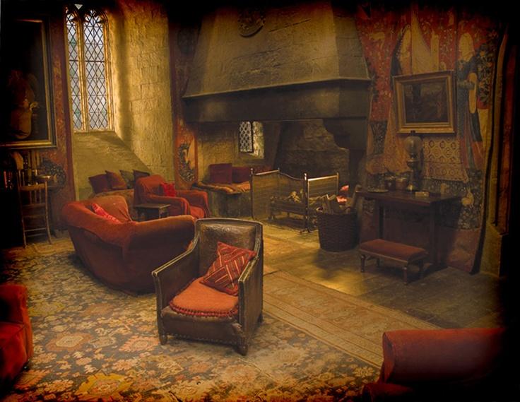 Living Room Of Gryffindor Tumblr