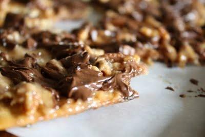 Crack-ers | Food/Drink/Desserts | Pinterest