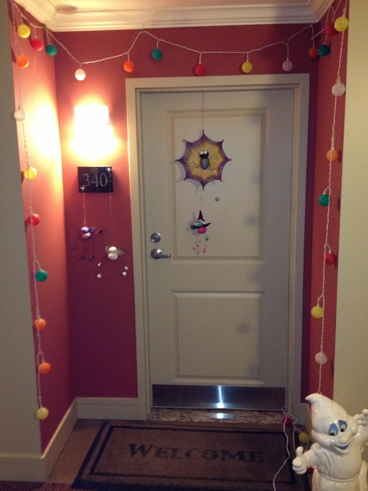 Halloween door decor contest #340  Mercer Events  Pinterest ~ 072921_Halloween Door Decorating Contest Rules