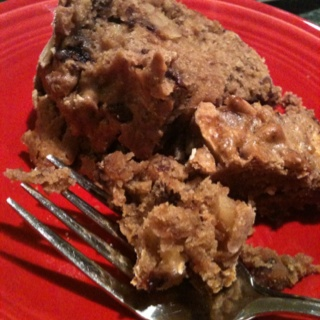 Delores's Apple Cake (Southern Apple And Pecan Cake ...