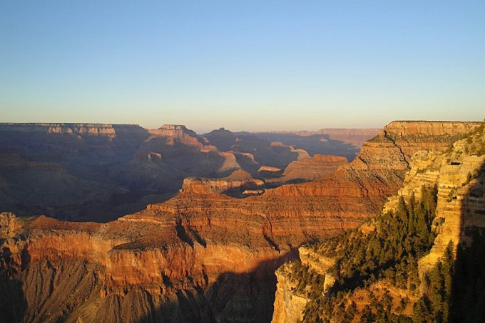 helikopterflug von las vegas uber grand canyon