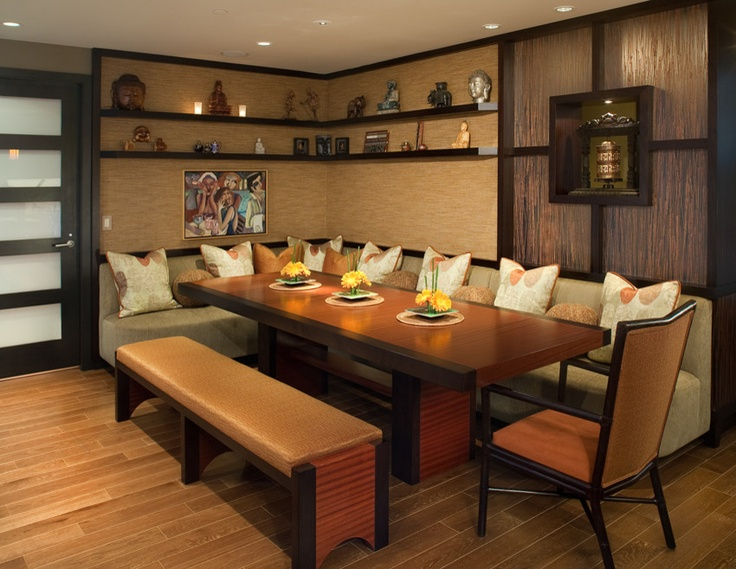 Dining Room Banquette Seating Kitchen Ideas Pinterest