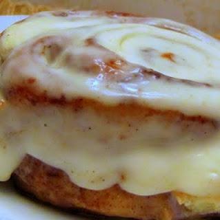 Clone of a Cinnabon | Breakfast Ideas | Pinterest
