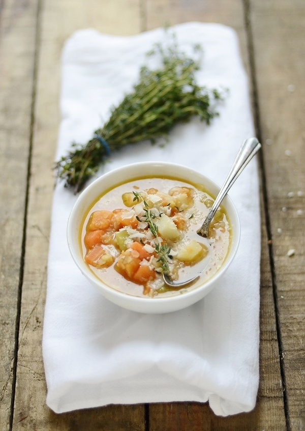 Red Lentil Vegetable Soup | Recipes to try | Pinterest