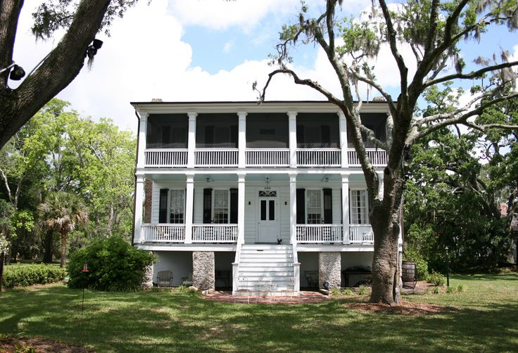 Tombee Plantation South Carolina Antebellum Homes Pinterest