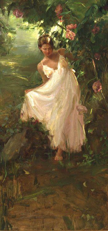 Her Own Path by Johanna Harmon