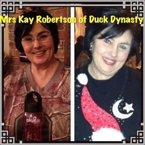Mrs. Kay Plexus Weight Loss