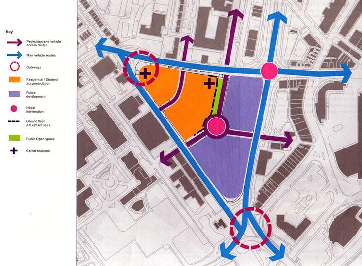 Urban design concepts diagram urban concepts plans for Urban design concepts architecture