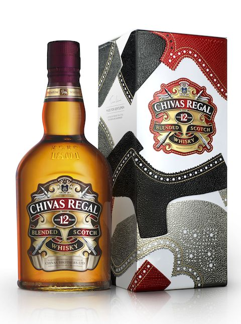 "Chivas Regal 12 YO Unveils ""Made for Gentlemen"" Limited Edition Gift Pack by Tim Little"
