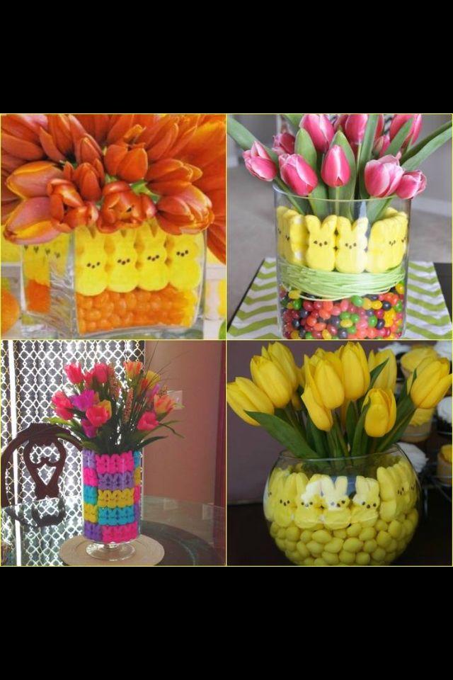 Easter decorations easter crafts pinterest for Easter decorations for the home pinterest