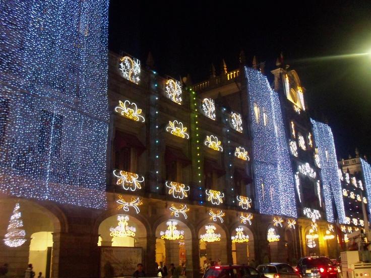 Navidad en Puebla