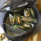 Mussels a la Mariniere | Seafood | Pinterest