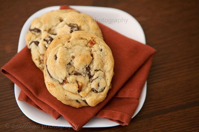 plan on making these bacon chocolate chip cookies as an attempt to ...