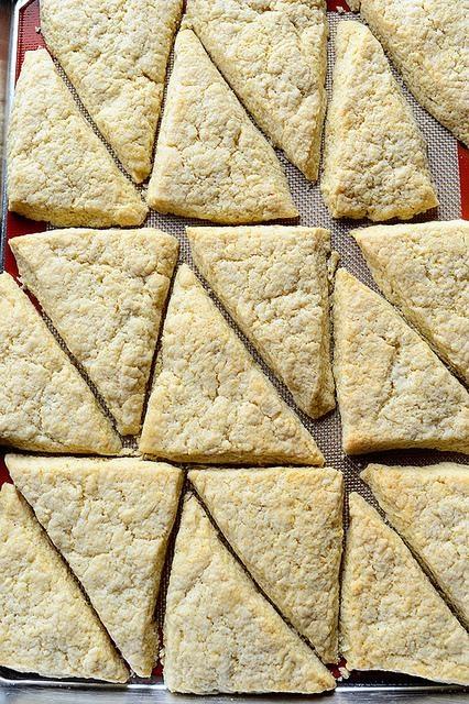 Lemon Rosemary Scones | Foodie | Pinterest