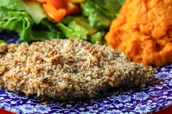 Spicy Pecan-Crusted Catfish (would probably use a different white fish ...