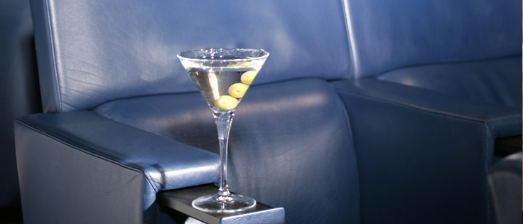 Martini Movies - i hear a surprise date coming along....