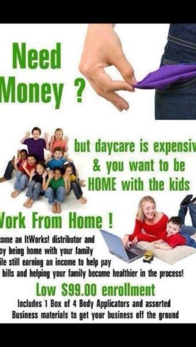 ItWorks Money