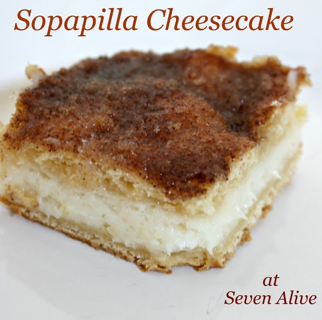 Sopapilla Cheesecake | Sweet Pastry | Pinterest