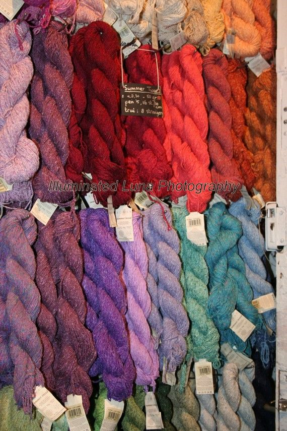 Yarn Market print Markets Pinterest