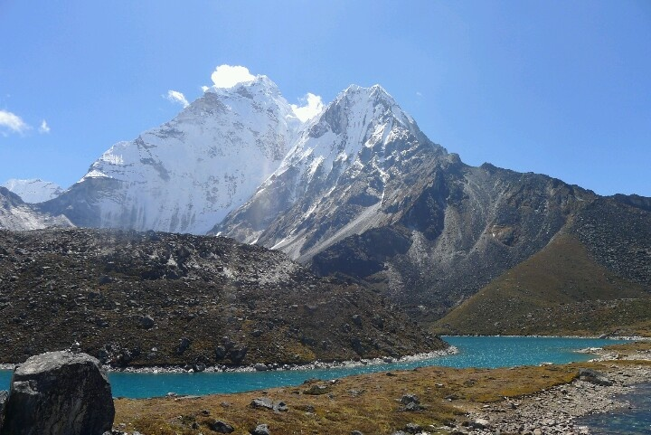 Ama Dablam Base Camp  NepalAma Dablam Base Camp