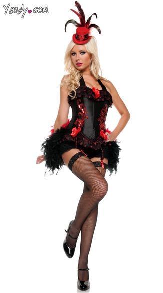 moulin rouge dancer costume burlesque pinterest. Black Bedroom Furniture Sets. Home Design Ideas