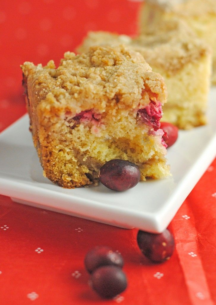Cranberry Coffee Cake 2 | Desserts & sweets | Pinterest