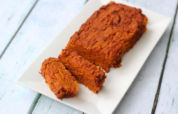 ... way to eat your favorite vegetable? Try this Paleo Sweet Potato Bread