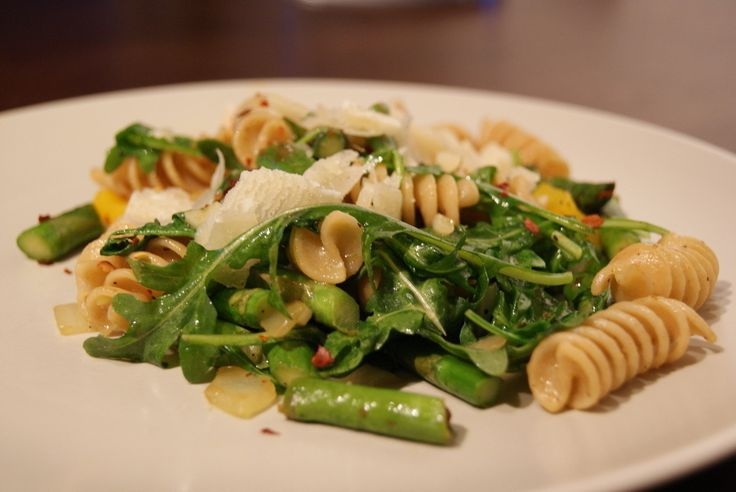 Spring Vegetable Pasta | Food to try | Pinterest