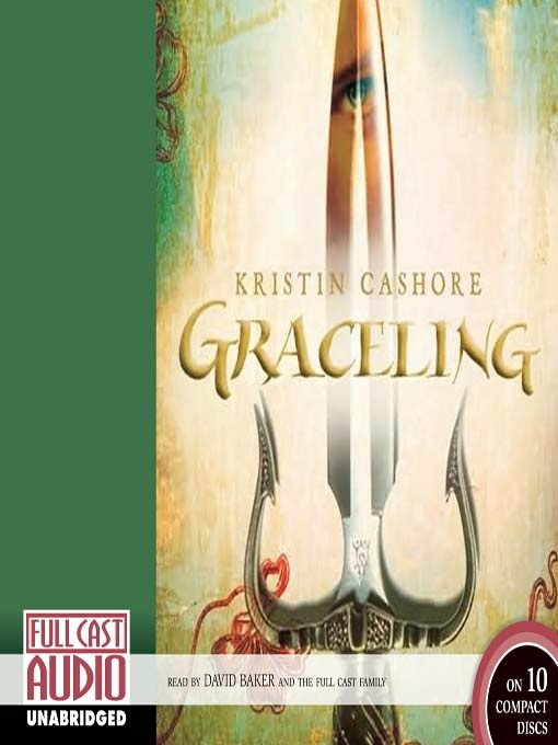 YOUNG ADULT PICK! Graceling / Kristen Cashore ~ Set in a world where some people are born with a Grace—a unique, sometimes uncanny, gift—this is the story of Katsa, whose Grace, demonstrated at an uncomfortably early age, is for killing. This makes her a perfect tool for her uncle, King Randa.