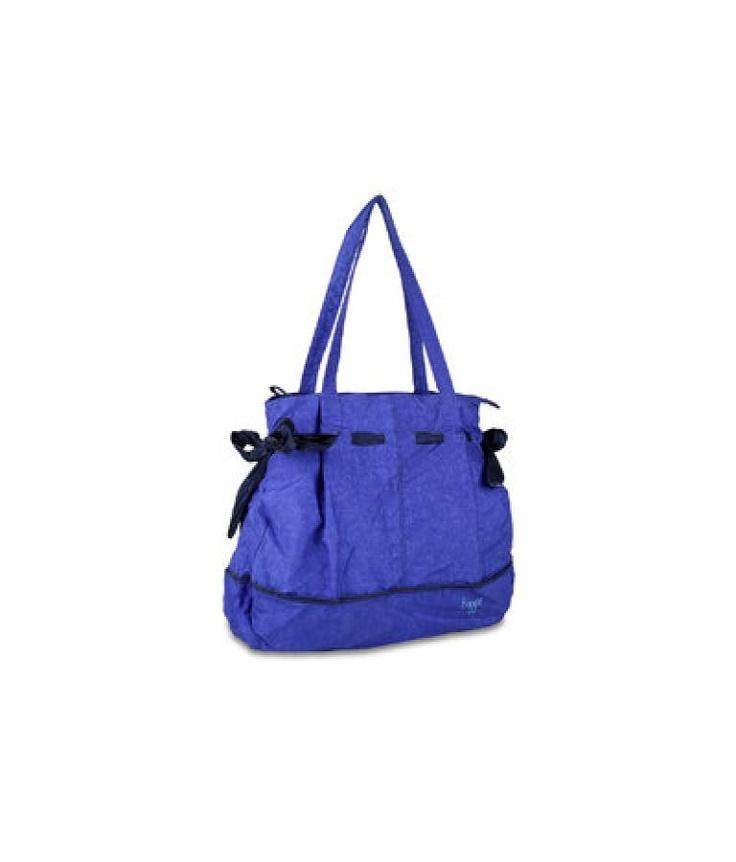 Baggit Handbags Skyblue Handbag Offer Price Rs.1775