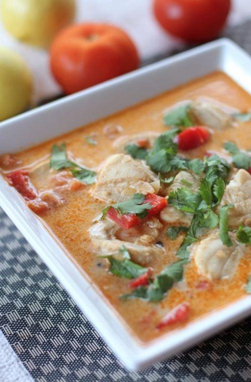 Brazilian Fish Stew [RECIPE] | food | Pinterest