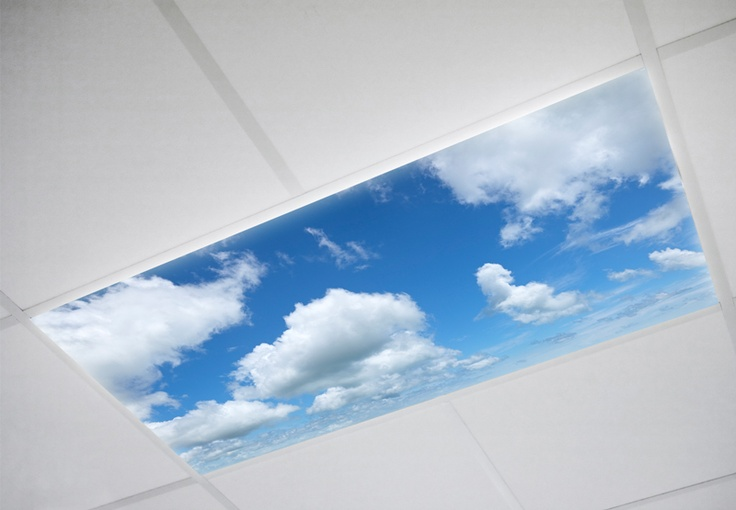 cloud fluorescent light covers fluorescent light. Black Bedroom Furniture Sets. Home Design Ideas