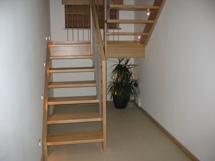 open staircase with landing google search