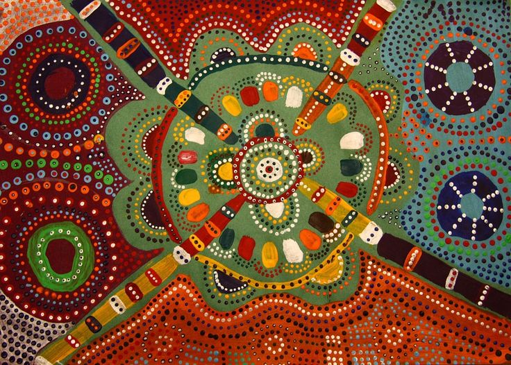 essay on aboriginal art