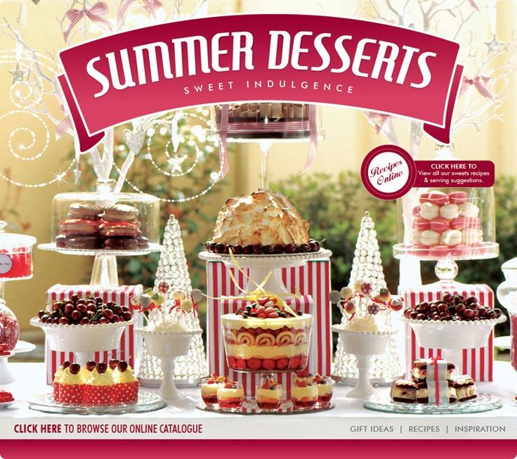 Dessert Table Party Ideas Pinterest