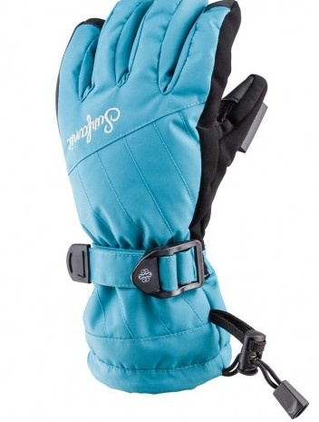 Surfanic Womens Feeler Surftex Glove Turquoise