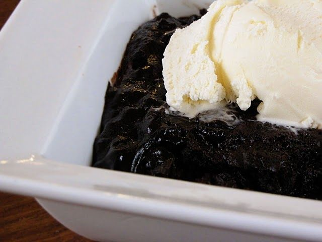 Mocha Fudge Pudding Cake | Tasty Kitchen: A Happy Recipe Community!