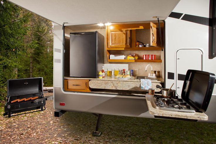 New In A Hightraffic Area Like A Mall Or Plaza, Barbecue Restaurants Dont Have To Do As Much Outside Of The Kitchen To Lure Customers  Essentially A Luxury RV Park
