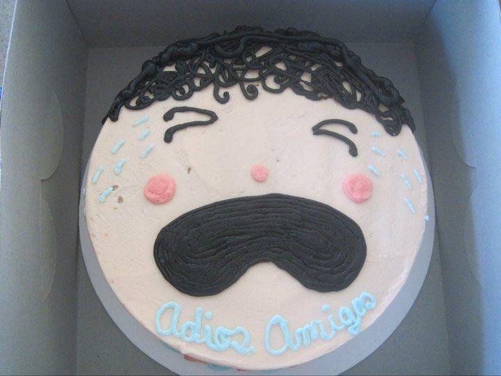Goodbye Cake Images : Goodbye Cake Cake Ideas and Designs