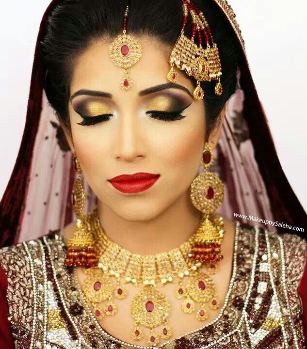 arabic wedding makeup weddings pinterest