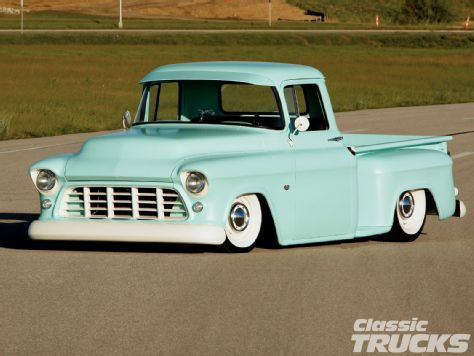 1956 Chevy Pickup - PPG Mint