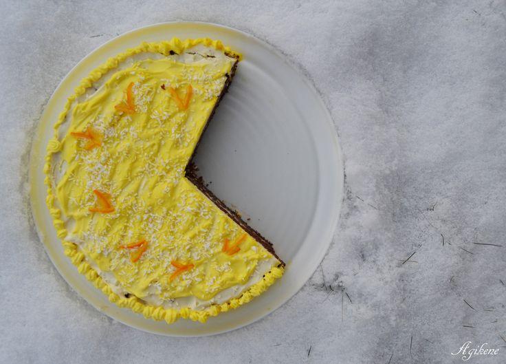 Cream Cheese Crostata With Orange Marmalade Recipes — Dishmaps