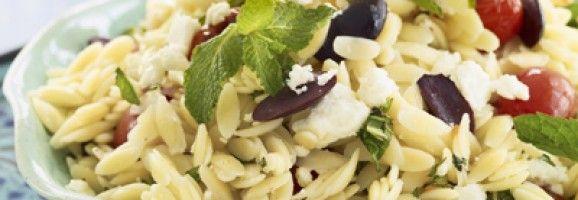 Orzo Salad | Yummo! | Pinterest