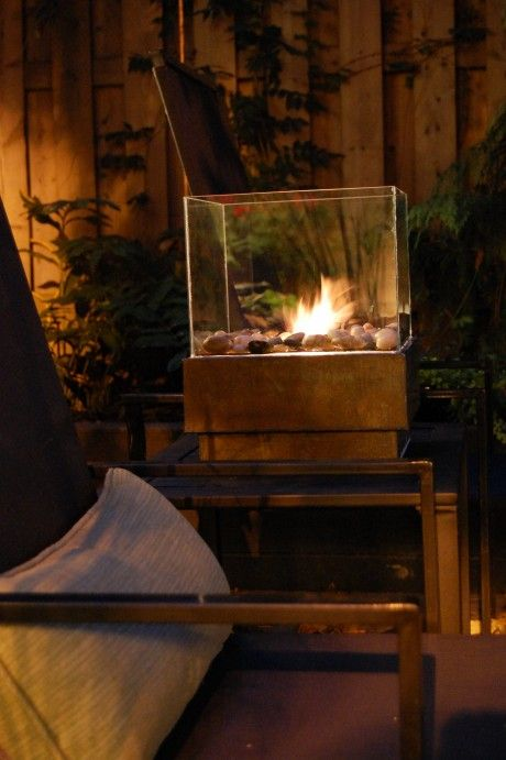 DIY fire pit on the cheap