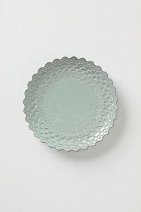 Piecrust Dinner Plate.
