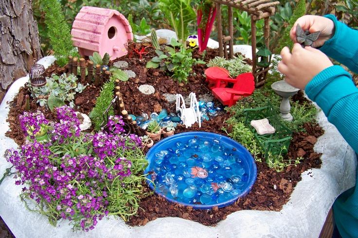 Fairy garden plants gardening ideas pinterest Fairy garden plants