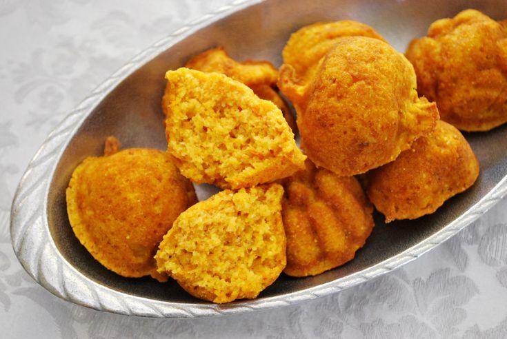 Sweet Potato Corn Bread | holiday stuff | Pinterest