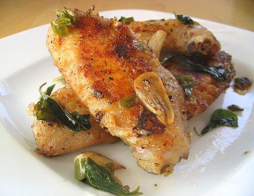 salt and pepper chicken wings   Chicken Wings   Pinterest